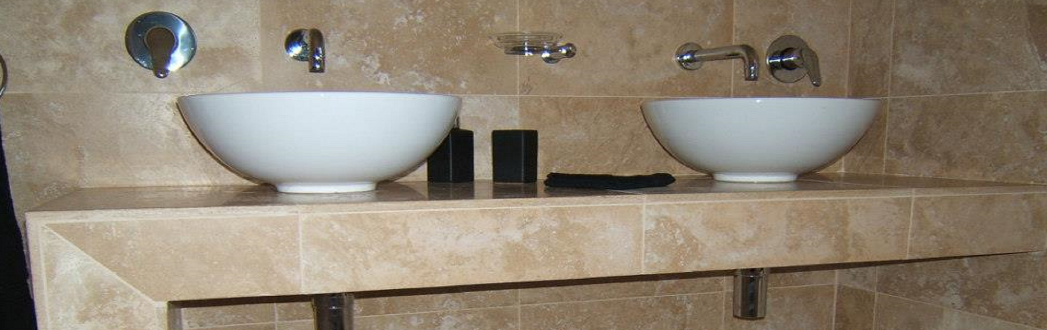 We provide professional and expert solutions to all your bathroom renovations, plumbing and tiling needs.